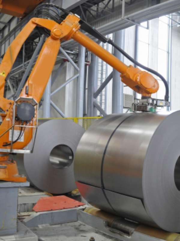 铝电池壳集成生产线